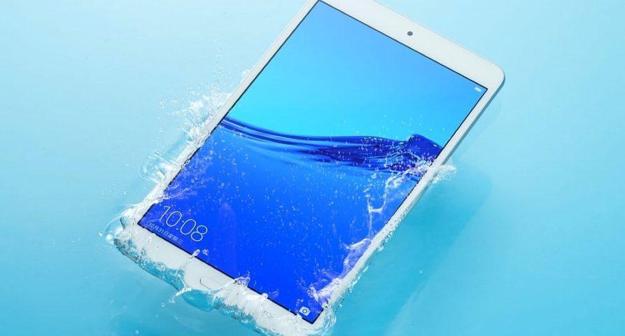 Представлен доступный планшет Honor Waterplay 8 споддержкой GPU Turbo