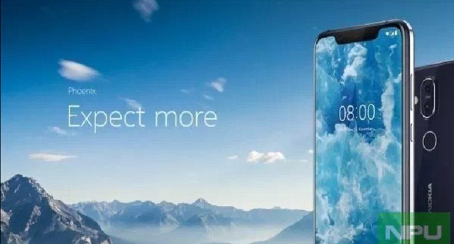 HMD Global представит смартфон Nokia 8.1 уже 5декабря