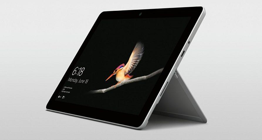 Microsoft представит обновленную линейку Surface GoLTE наследующей неделе
