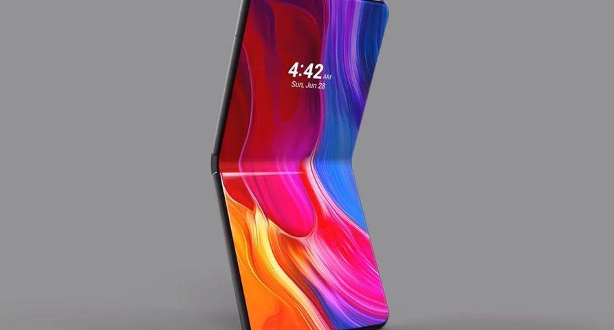 Xiaomi готовит сгибаемый смартфон Flex