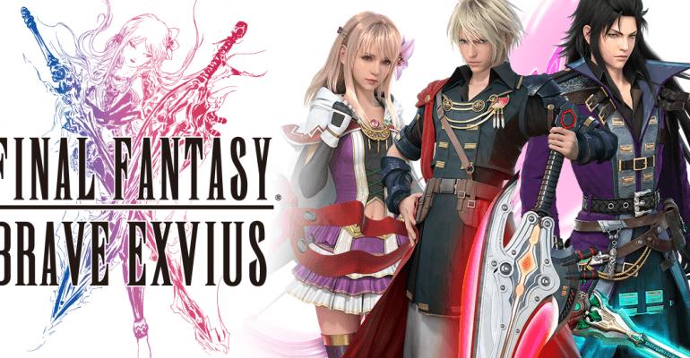 Анонсировано продолжение тактической RPG War of the Visions: Final Fantasy Brave Exvius