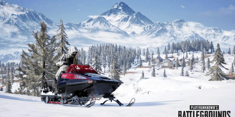 PUBG Mobile получит зимнюю карту Vikendi с патчем 0.10