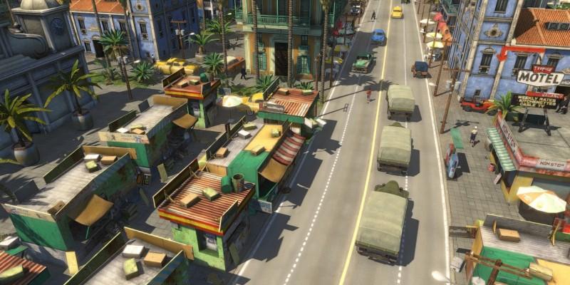 Разработчики Tropico показали большой геймплейный ролик игры на iPad