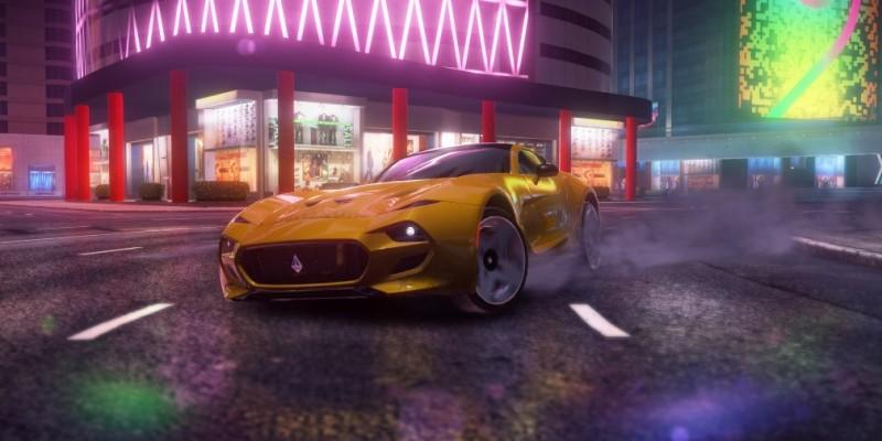 Asphalt 9: Legends получила обновление с новыми авто и поддержкой режима 60fps