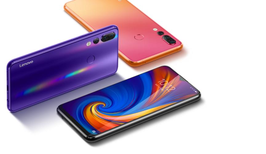 Lenovo представила смартфон Z5s с чипом Snapdragon 710 и тройной камерой за 13 500 рублей