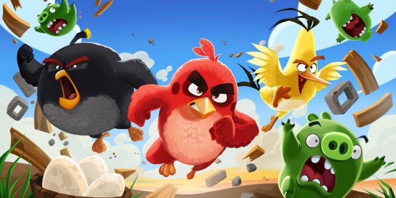 Angry Birds VR: Isle of Pigs с поддержкой виртуальной реальности выйдет в начале 2019 года