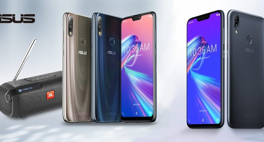 Смартфоны Asus Zenfone Max (М2) иZenfone Max Pro (М2) представлены официально