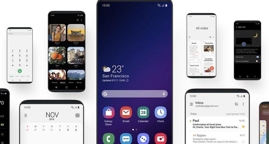 Интерфейс Samsung OneUI получил положительные оценки пользователей