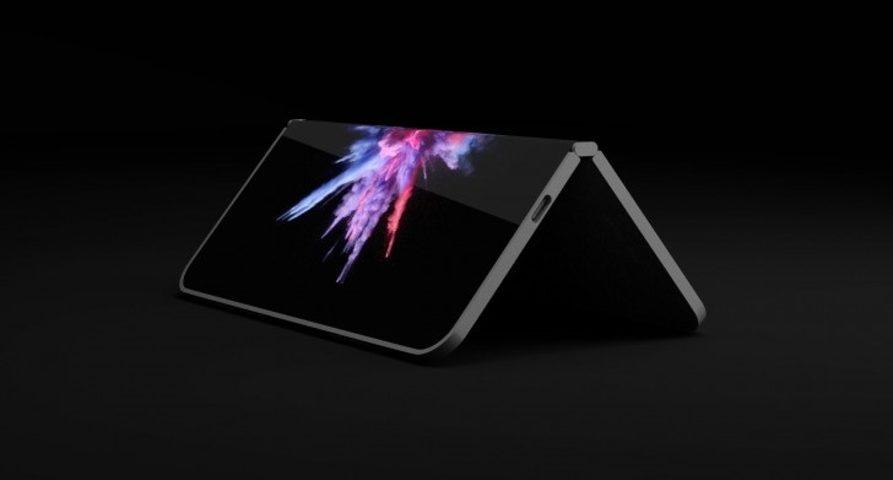 Сгибаемый смартфон Microsoft Andromedaвыйдет в 2019 году