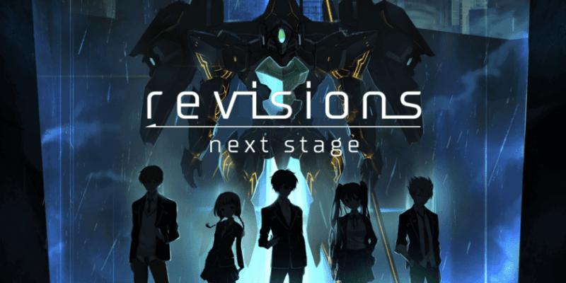 Игра Revisions: Next Stage по мотивам нового аниме скоро выйдет на мобильных