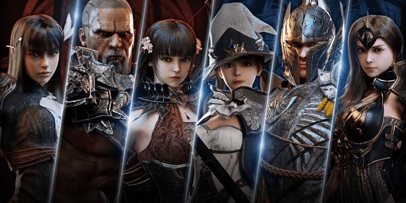 Началась предварительная регистрация на новую MMORPG AxE: Alliance vs Empire