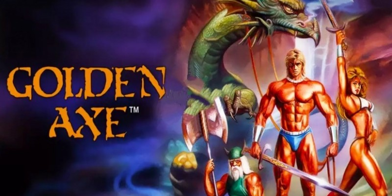 Классические игры Golden Axe II и Golden Axe III вышли на iOS и Android