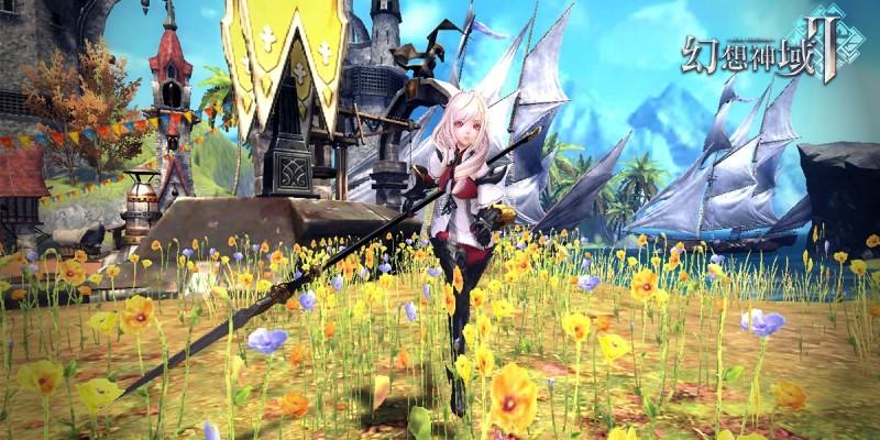 Анонс Aura Kingdom 2 – новой мобильной MMORPG и продолжения Aura Kingdom M