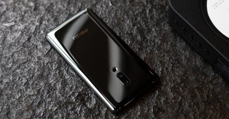 Meizu Zero - первый смартфон без отверстий и физических кнопок