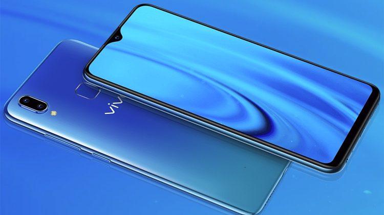 Vivo представила доступный смартфон Y91 в стильном дизайне