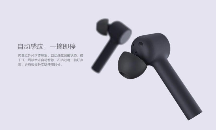 Xiaomi представила беспроводные наушники Bluetooth Headset Air за$60