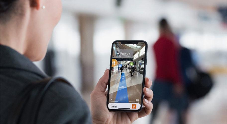 Новый iPhone получит лазерную 3D-камеру