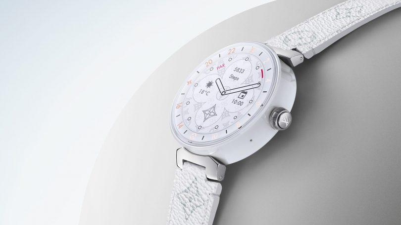Louis Vuitton Tambour Horizon - новая версия умных часов от французского бренда