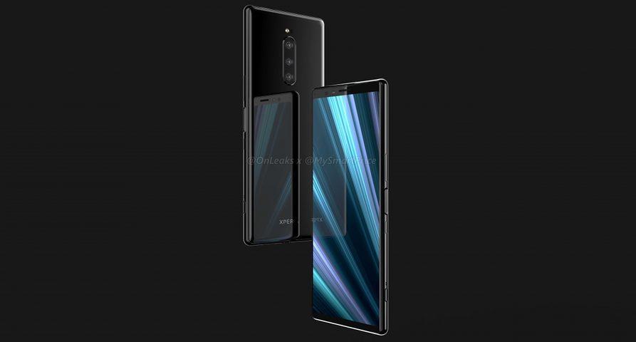 Стали известны технические подробности Sony Xperia XZ4