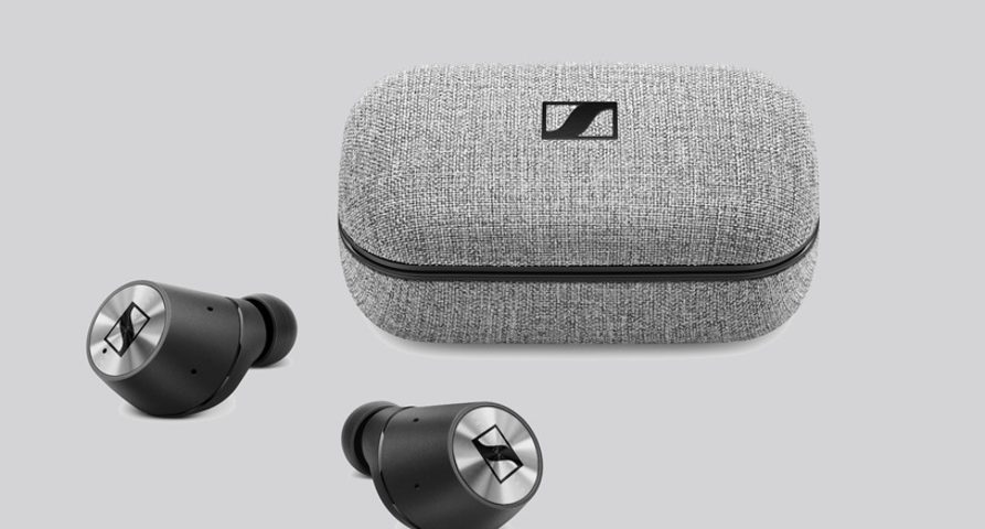 Sennheiser выпустила беспроводные наушники Momentum True Wireless