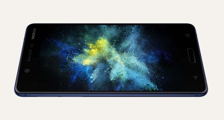 Смартфон Nokia 5 начал получать обновление до Android 9 Pie