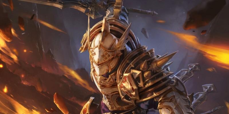 Геймплей новой мобильной MMORPG Talion отGAMEVIL