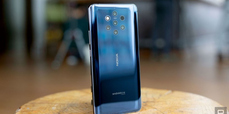 Nokia 9 PureView с пентакамерой представлен официально