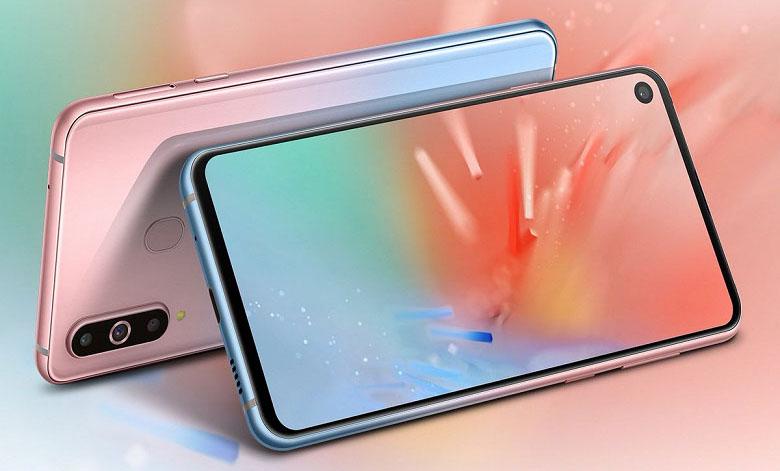 Samsung Galaxy A8s в двух новых версиях появился на официальных фото