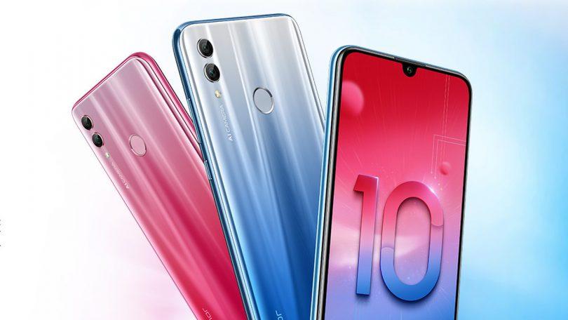 Доступный смартфон Honor10 Lite выходит вРоссии