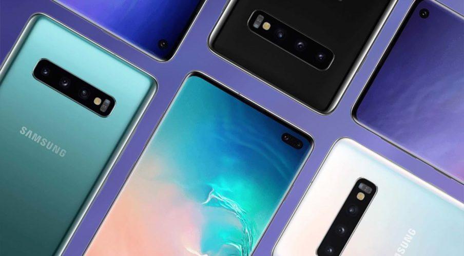 Новые подробности и свежие фото Samsung Galaxy S10