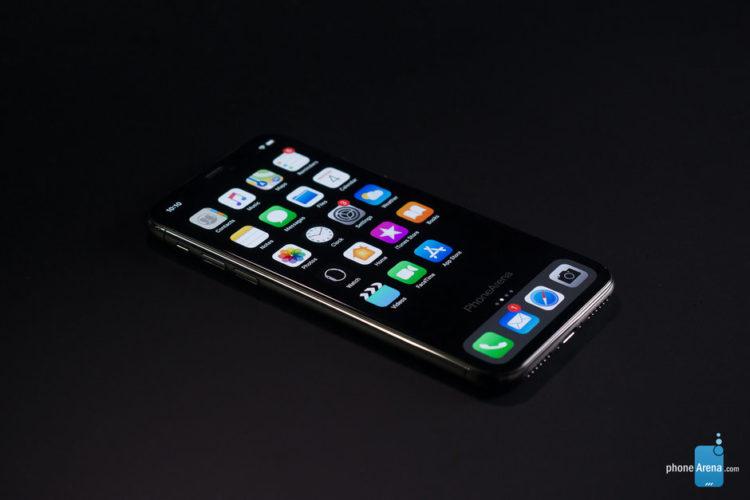 Темный режим в iOS 13 и новый iPhone