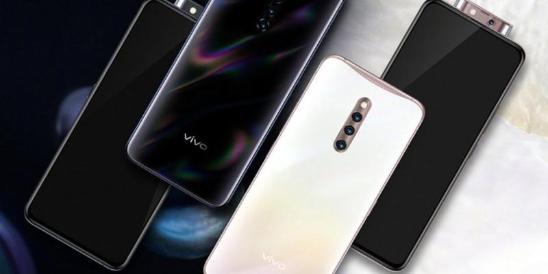 Vivo представила стильные X27 и X27 Pro: Snapdragon 710, тройная камера, Sony IMX586, 4000 мАч