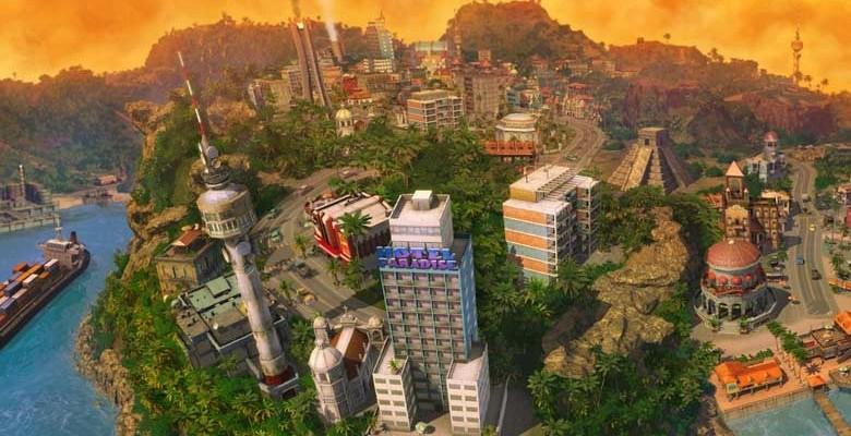 Видео геймплея Tropico на iPhone и намек на версию для Android