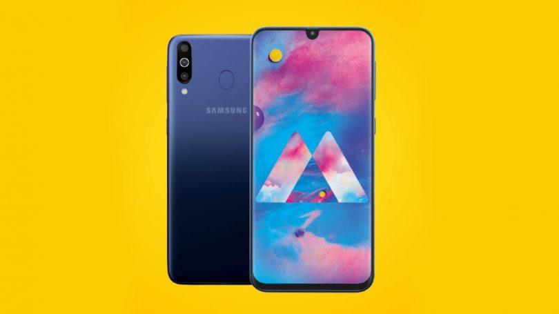 Samsung представила доступный смартфон Galaxy A10 с вырезом в экране