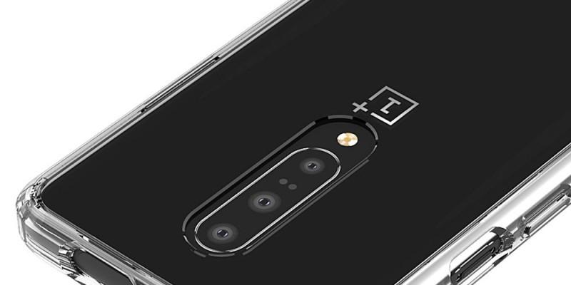 Смартфон OnePlus 7 появился на качественных фото