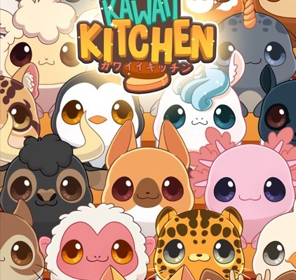Kawaii Kitchen - милая и увлекательная аркада вышла на iOS и Android