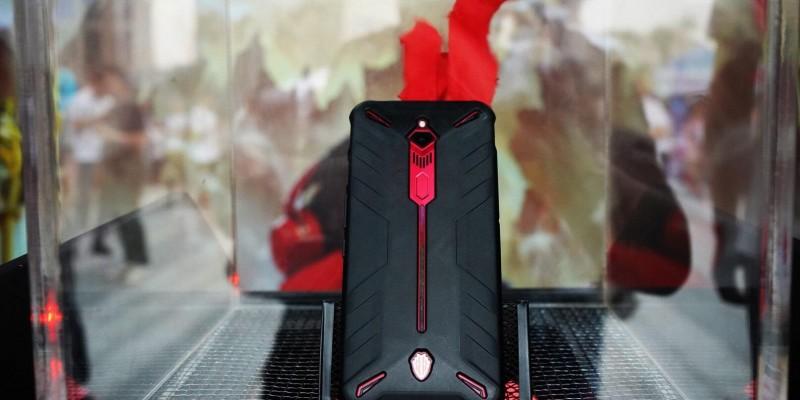 Игровой смартфон Nubia Red Magic 3 показали на живых фото
