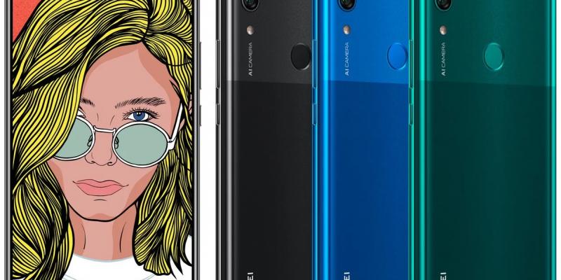 В сети появился концепт смартфона от Huawei без выреза для камеры