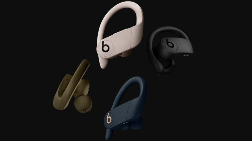 Apple представила спортивные беспроводные наушники Beats Powerbeats Pro