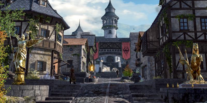 TES: Blades получит крупное обновление к E3 2019