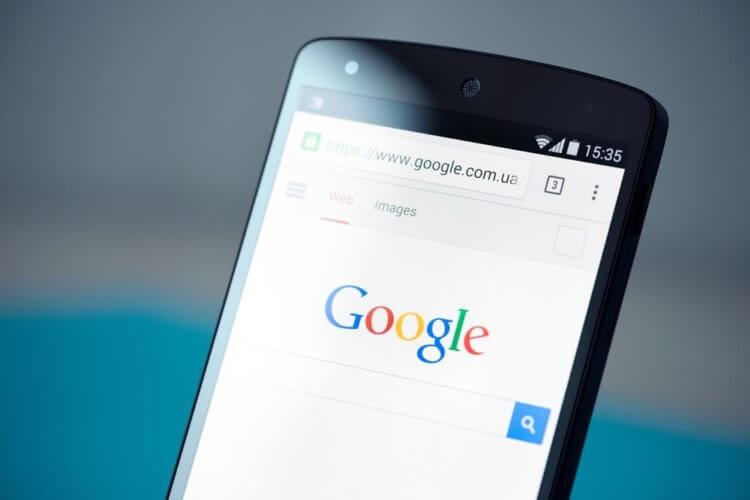 Google обновляет дизайн мобильной версии поисковой системы