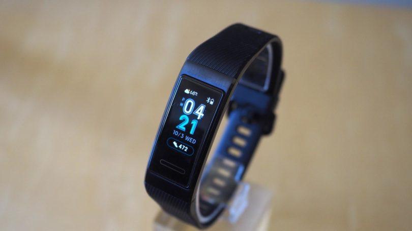 Huawei начал продажи фитнес-трекера Band 3 вРоссии