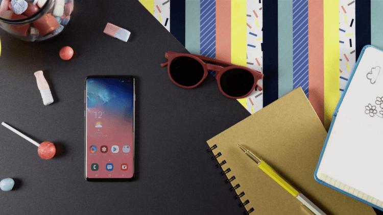 Samsung Galaxy S10: увеличение времени автономной работы