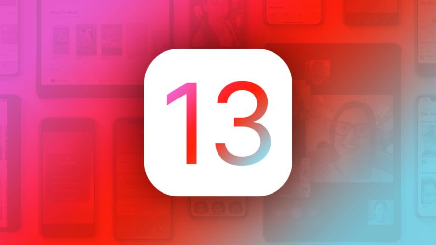Раскрыты некоторые важные нововведения iOS 13