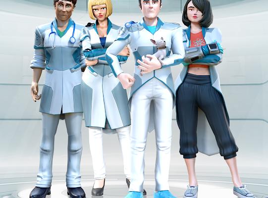 Симулятор Bio Inc 2: Rebel Doctor Plague выходит на Android
