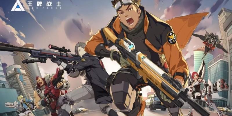 Яркий мультиплеерный шутер Ace Force от Tencent выйдет в Китае 13 августа