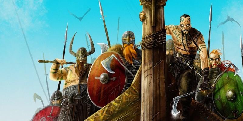 На мобильных вышла цифровая версия настольной игрыRaiders of the North Sea