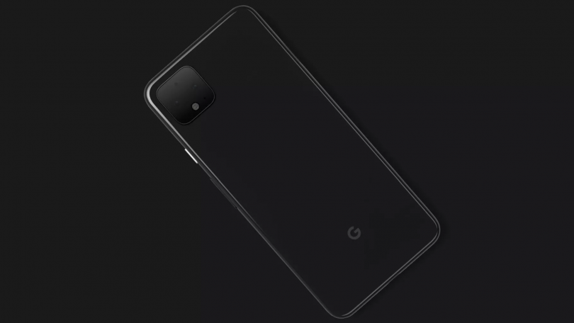 Google Pixel 4XL засветился на качественных рендерах