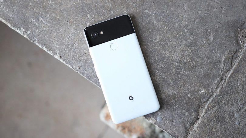 Google Pixel4: анонсирован новый сканер лица ибесконтактное управление