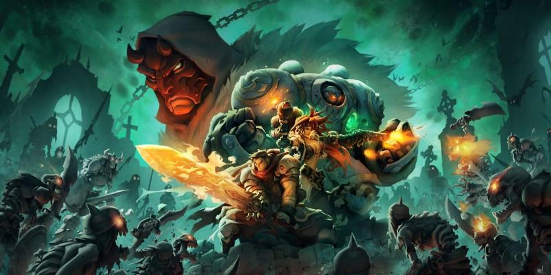 RPG Battle Chasers: Nightwar портировали на мобильные устройства